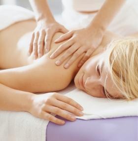 Relaxerende massage